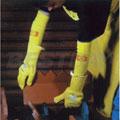 Mercury长筒分指手套