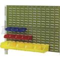 物料整理架百叶挂板W900×D456