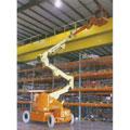 12米电动曲臂式高空作业平台(E400A)