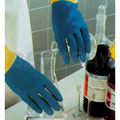 ChemiPro天然橡胶手套8号