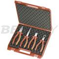 4件紧凑型工具组套
